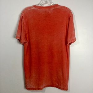 Fender Shirts - Rare Vintage Rock On Fender Faded Graphic Tee